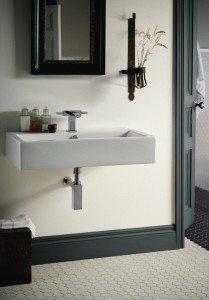 Væghængte håndvaske
