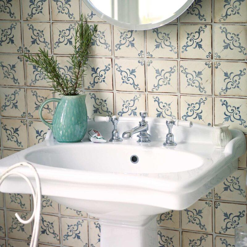 Søjlehåndvaske