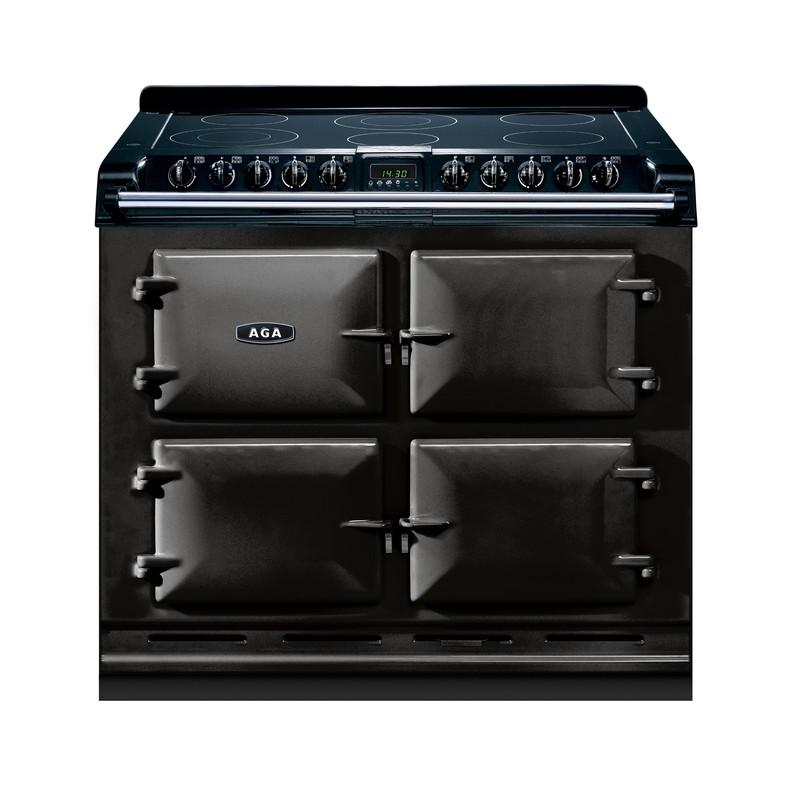 AGA Six-Four med keramisk kogeplade