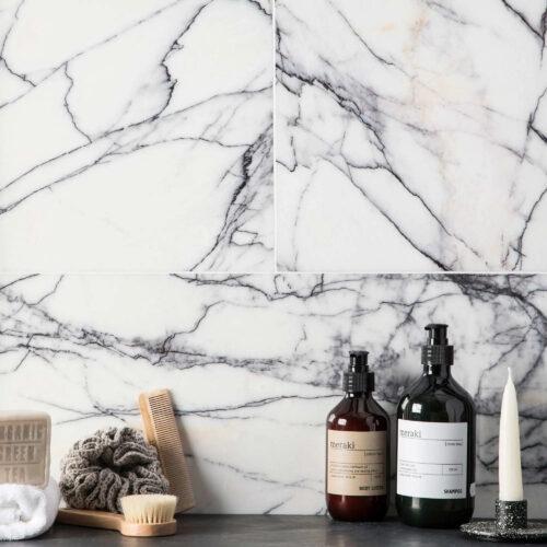 Marmor fliser til vægge