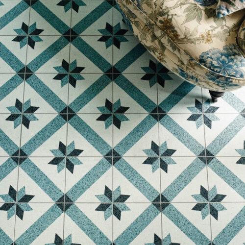 Terrazzo fliser til gulve