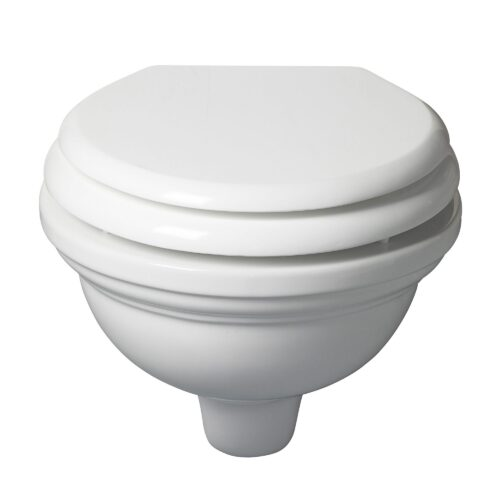 Atlantic væghængt toilet