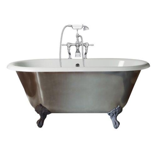 Canterbury mini metallisk badekar 2