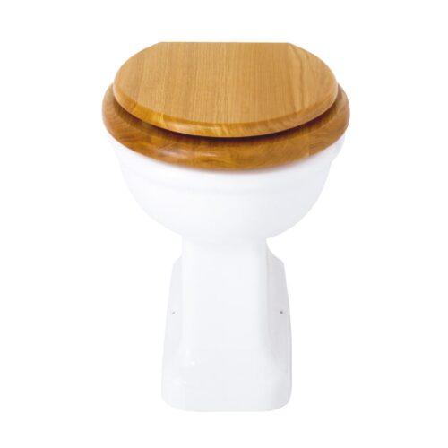 Kensington gulvstående toilet