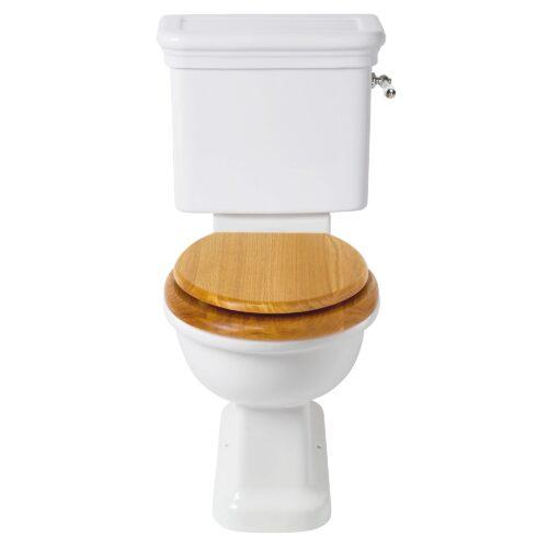 Kensington toilet