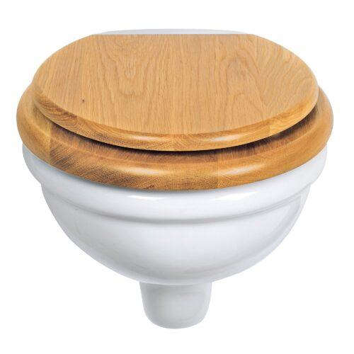Kensington væghængt toilet