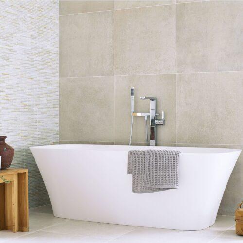 Moderne badekar