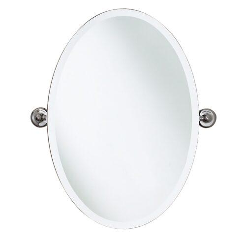 Richmond lille ovalt spejl