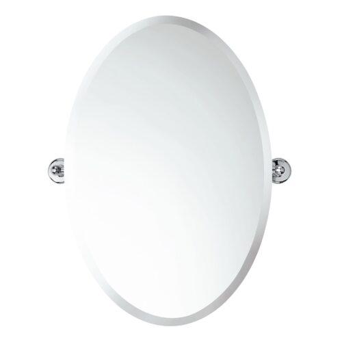 Richmond stort ovalt spejl