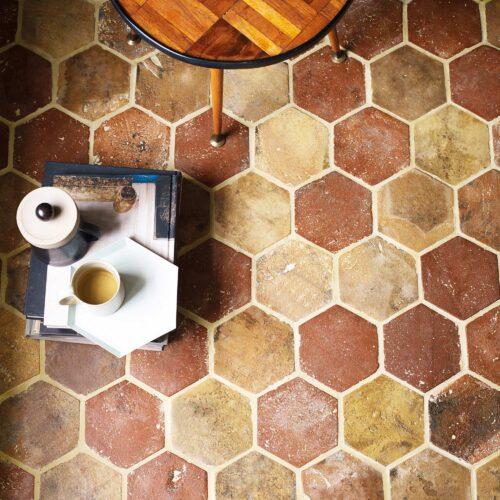 Terracotta fliser til gulve